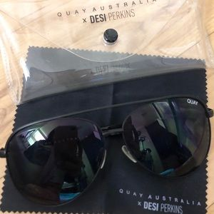 Quay x Desi Perkins Sunglasses